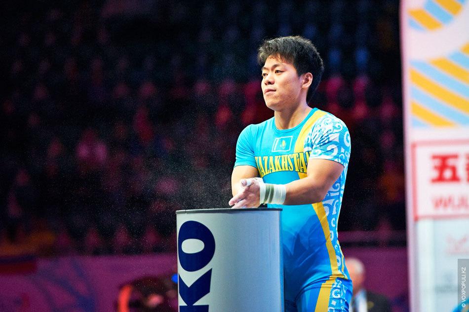 Арли Чонтей (до 56 кг)  Выступление Чонтея в Алматы – как тот самый тест со стаканом...