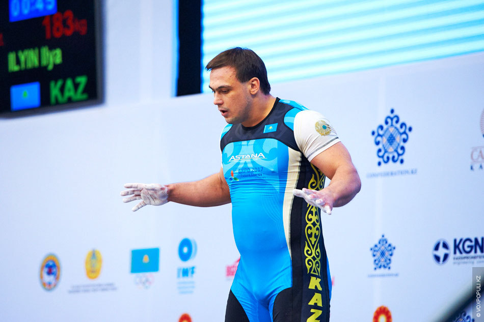 Илья Ильин (до 105 кг)  Вы все видели сами. И это было лучшее, что произошло с...