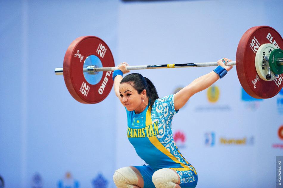 Маргарита Елисеева (до 48 кг)  Чемпионка Азиатских игр продемонстрировала, как выматывает выступление на континентальном старте. Елисеева...