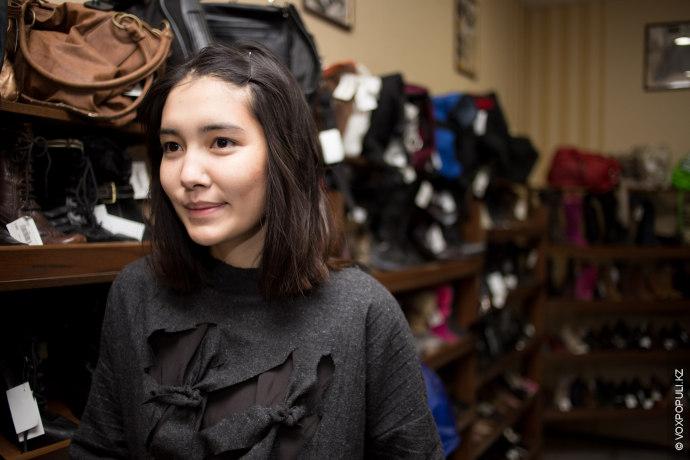 Айдана Кожагельдина – студентка 4-го курса КазГАСА, дизайнер. Девушка победила в конкурсе проектов Open Way-2013,...
