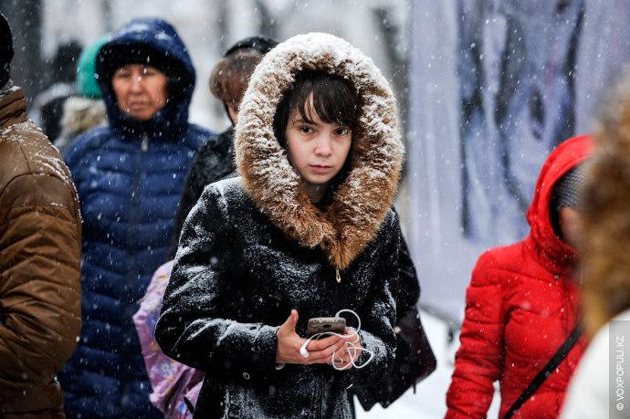 25 ноября 2014 года в Алматы прошел снегопад, оставивший на улицах города сугробы, заставивший автомобилистов...