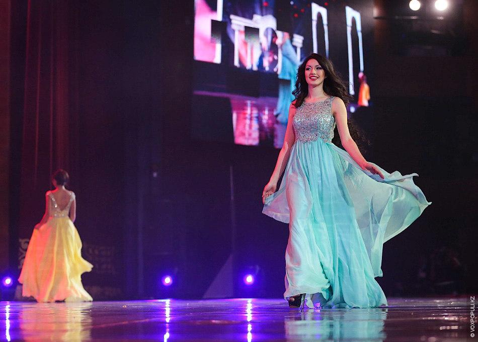 Казахстан выбрал новую Мисс: фото №0019