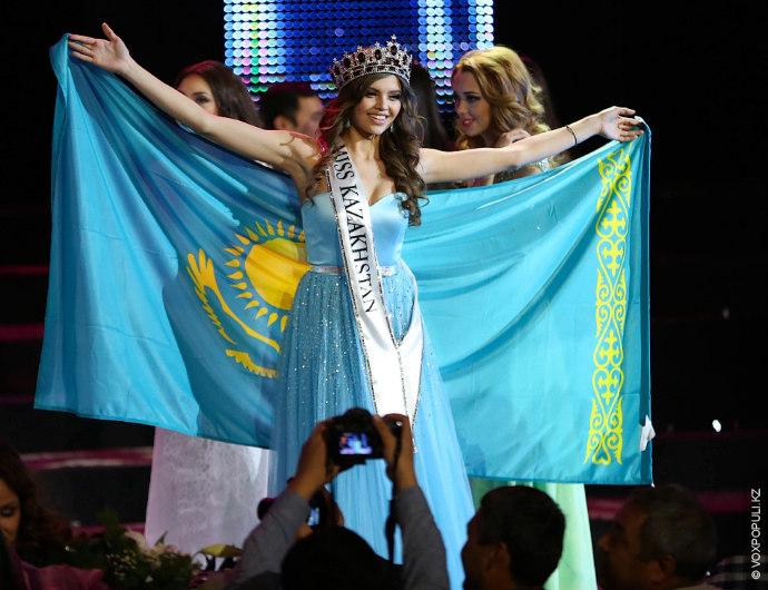 28 ноября 2014 года в Алматы прошел очередной конкурс красоты