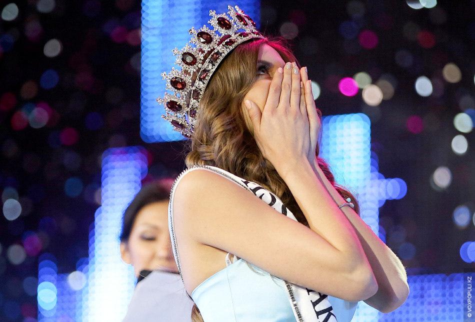 """""""Теперь я поняла: невозможное возможно!"""" - восклицает победительница. """"Буду с гордостью представлять Казахстан на """"Мисс..."""