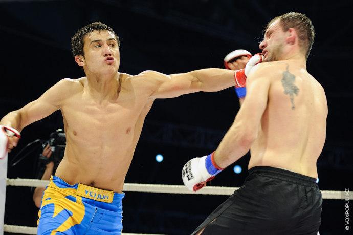 В итоге заслуженную победу одержал Кирилл Якимович.
