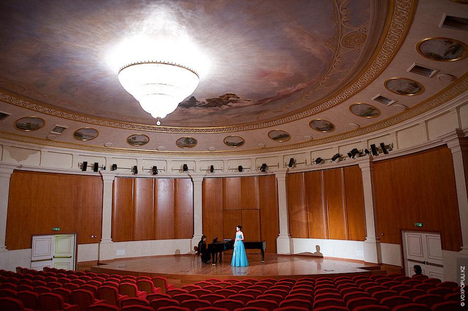 """Опера """"Травиата"""" выдающегося итальянского композитора Джузеппе Верди будет показана в Астане.  Дата и время: 06 декабря..."""