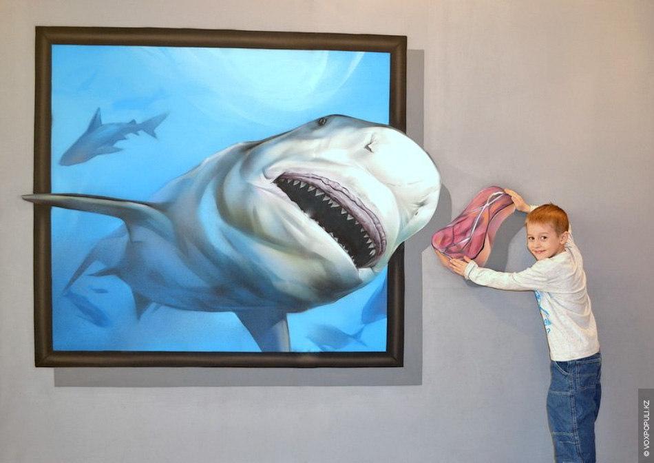 С 6 декабря по 1 февраля в Государственном музее искусств им.Кастеева пройдет выставка 3D-картин.  Адрес: г...