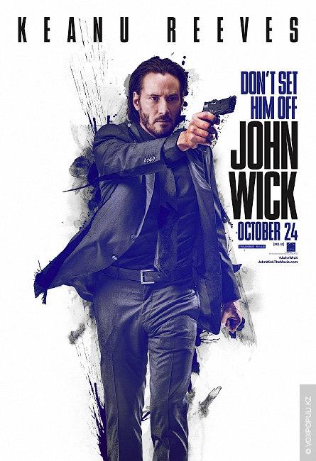 5 декабря в 23.50 Cinema Towers проводит киноночь. В программе: «Джон Уик», «Келинка Сабина» и «Несносные боссы...