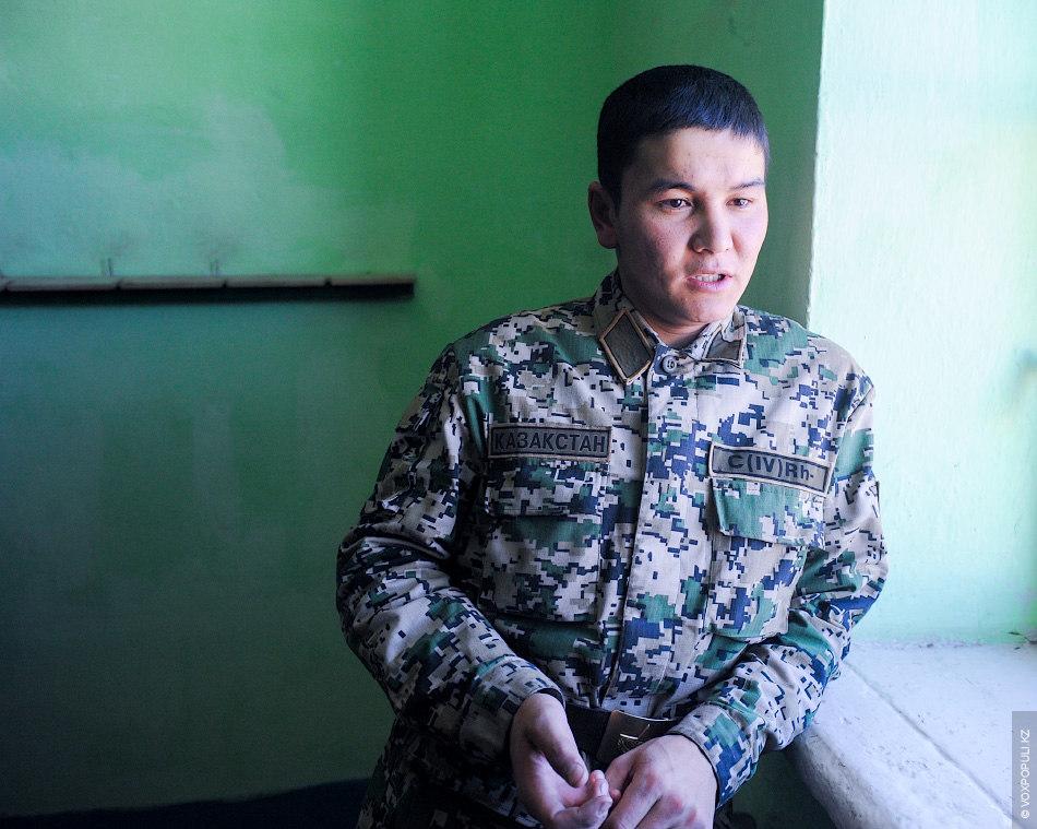 – Я родом из Павлодара. Учился в колледже на мебельщика, но работы по специальности не...