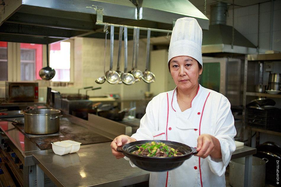 Ко Дню Независимости мы подготовили репортаж о том, как готовится одно из традиционных блюд казахской...