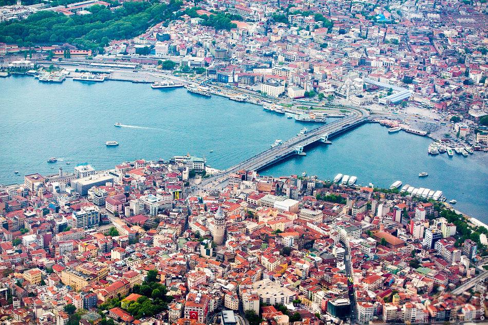Манящий и отталкивающий Стамбул