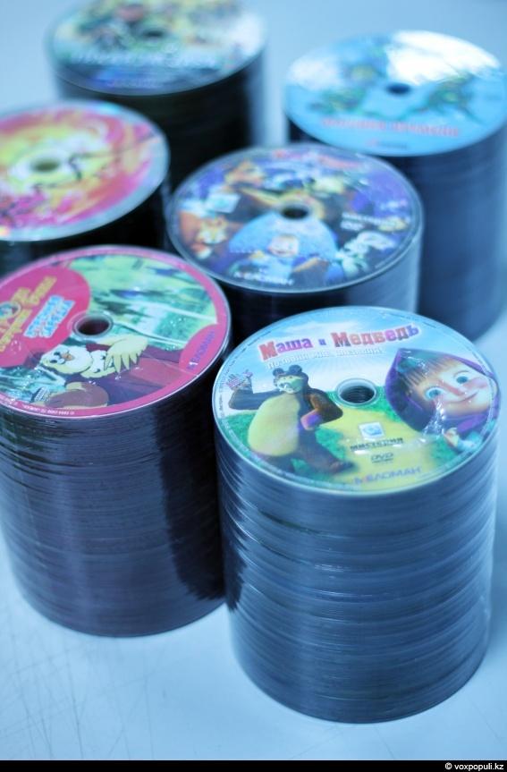 Как делают DVD-диски?: фото №0021