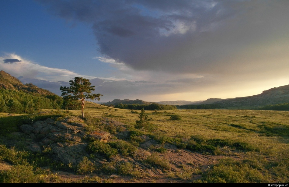 Фотографии Казахстана, от которых захватывает дух