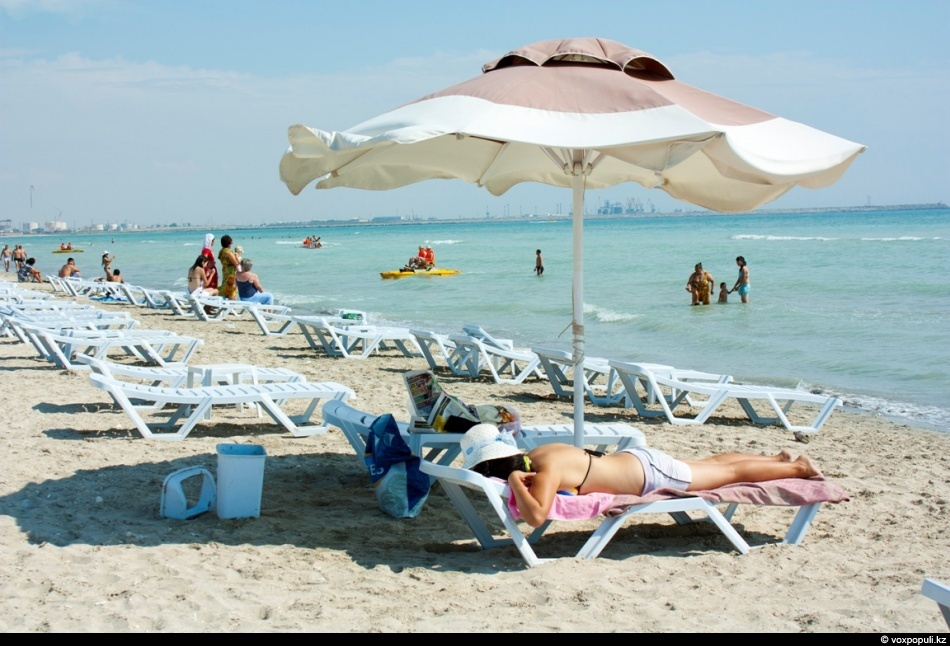 актау пляж фото сможем