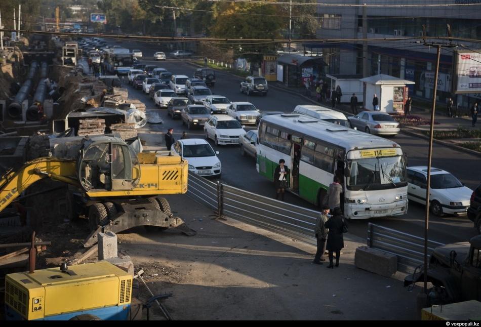 схема маршрутов автобусов
