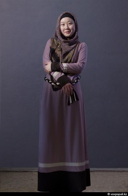 Кто ты, девушка в хиджабе?