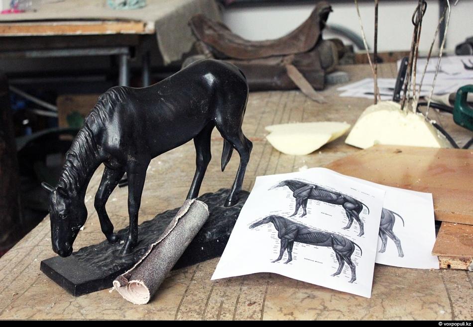 Приступая к изготовлению фигуры, необходимо хорошо изучить строение тела животного, что поможет в дальнейшем разрабатывать...