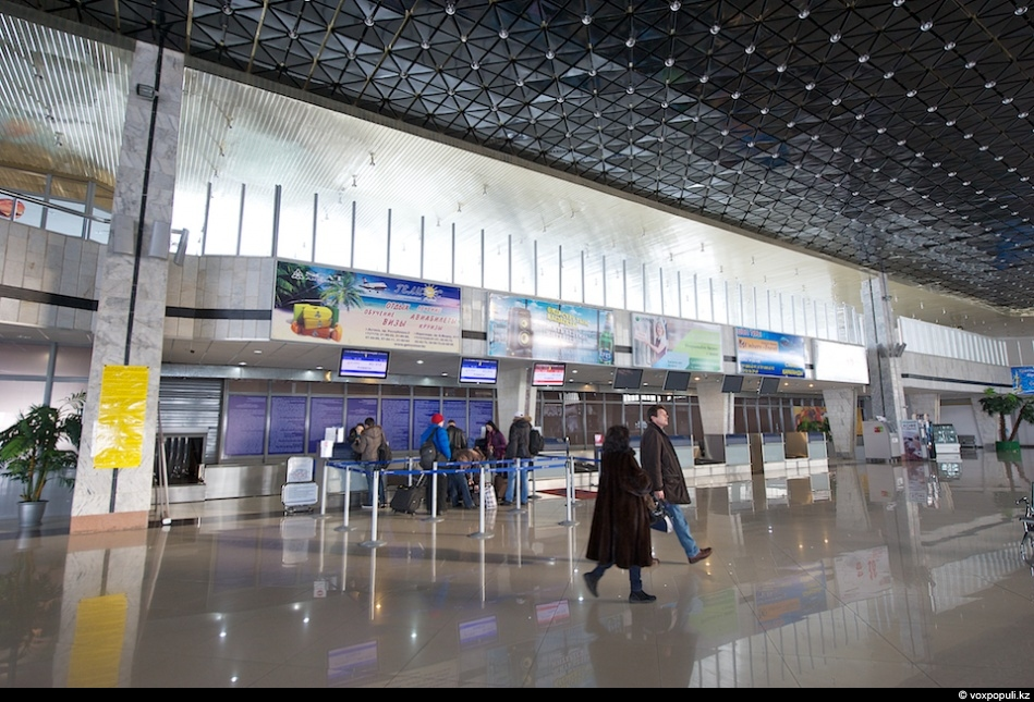 Аэропорт караганды картинка