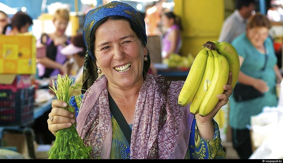 Таразский базар – один из последних, который сохраняет колорит и обычаи торговли, пришедшие из глубины...