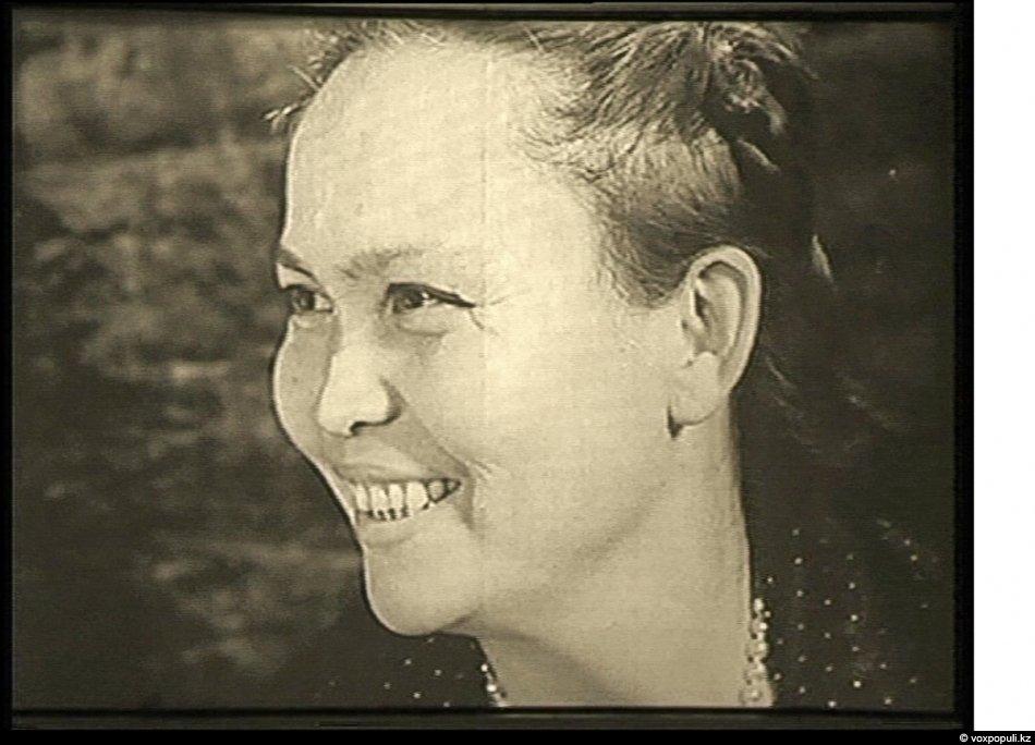 Ее карьера складывалась хорошо: была секретарем ЦК ЛКСМ Казахстана, депутатом Верховного Совета Казахской ССР...