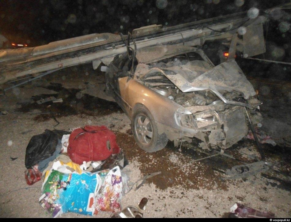 фото авария
