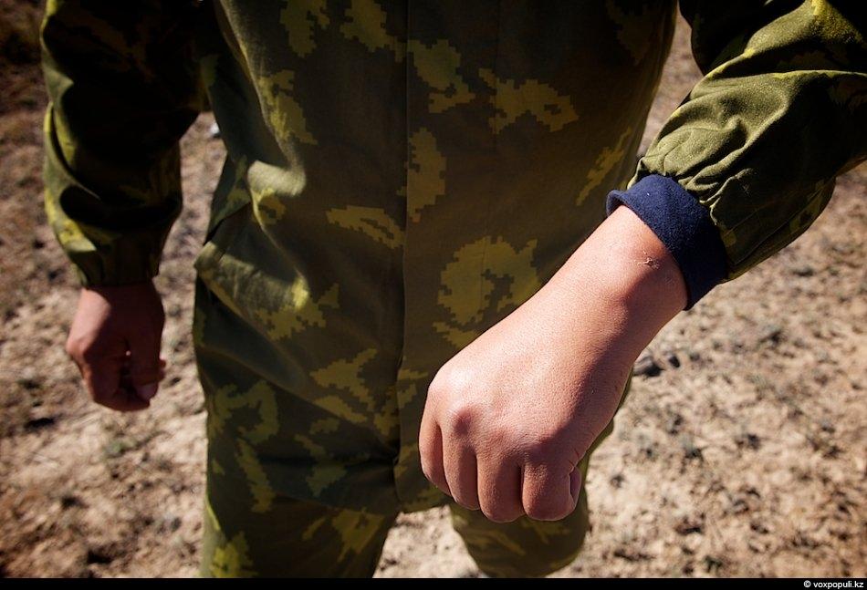 """Слова жены-военнослужащего: «Когда произошел тот инцидент на """"Аркан-Кергене"""", у меня был животный, липкий страх. Мы..."""