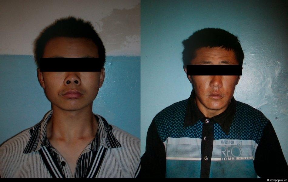 В начале месяца были задержаны два нарушителя. Несовершеннолетний душевнобольной парень из китайского города Чугучак вышел...