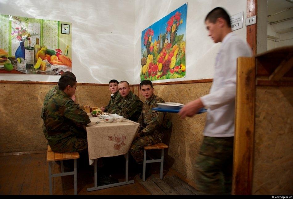 Пограничники находятся в режиме постоянной боевой готовности