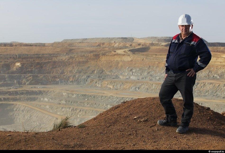 Как добывают золото в Казахстане. Часть 1