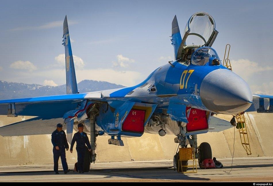 Су-27 создавался для достижения превосходства в воздухе