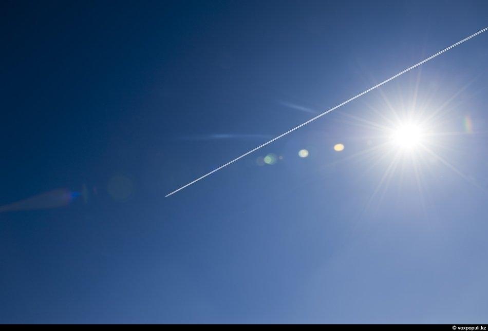 Казахстанское воздушное пространство надежно защищено