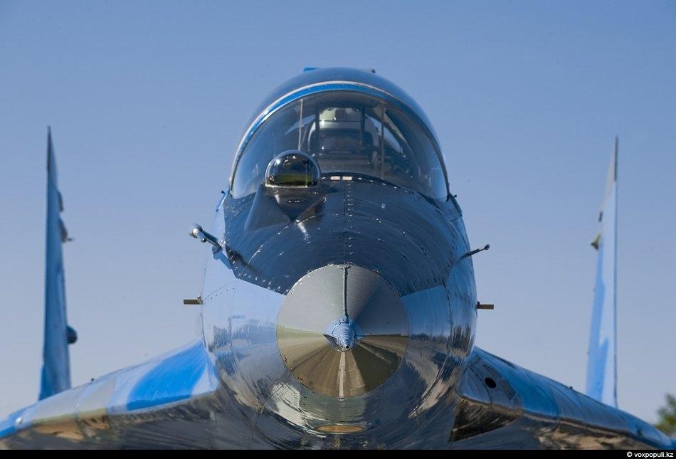 Лицом к лицу с МиГ-29