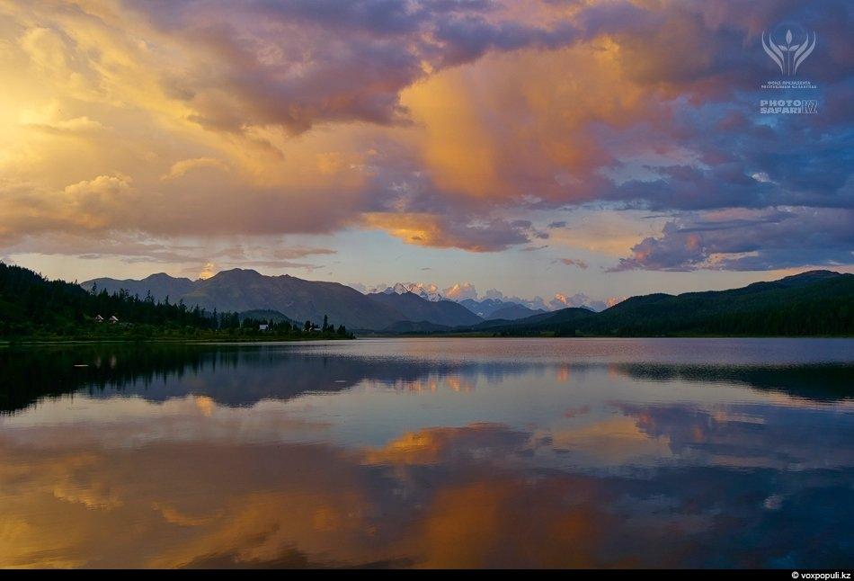 Озеро Язевое