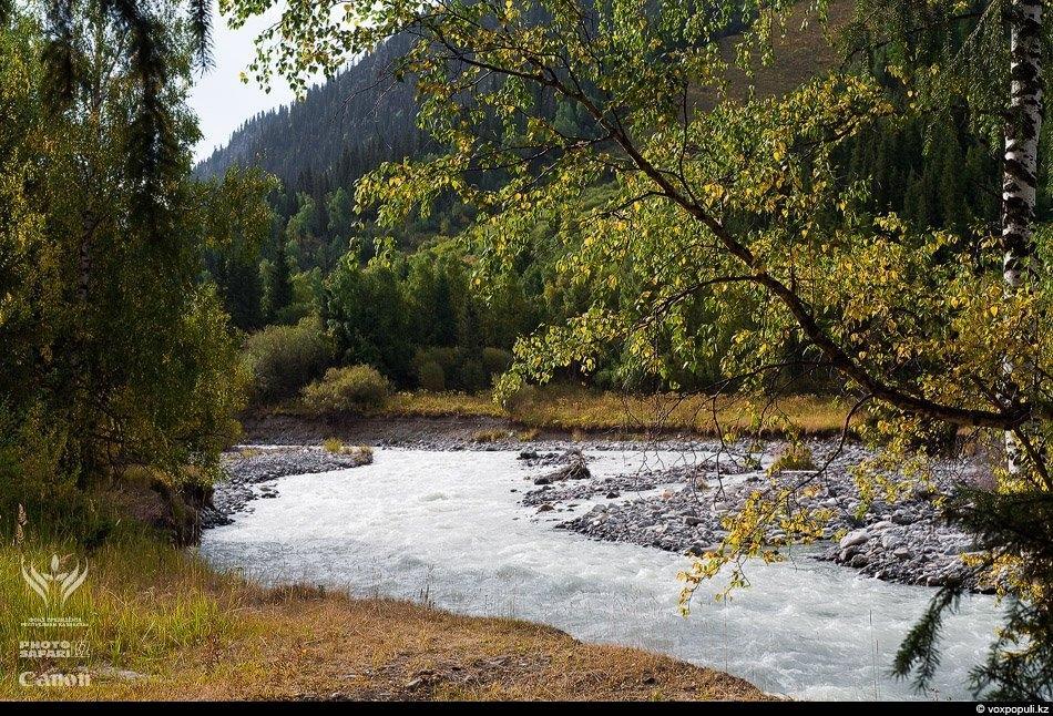 Река Кора