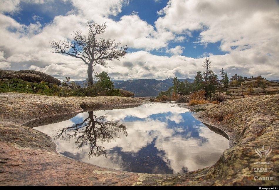 Горы Кент. Сорок озер