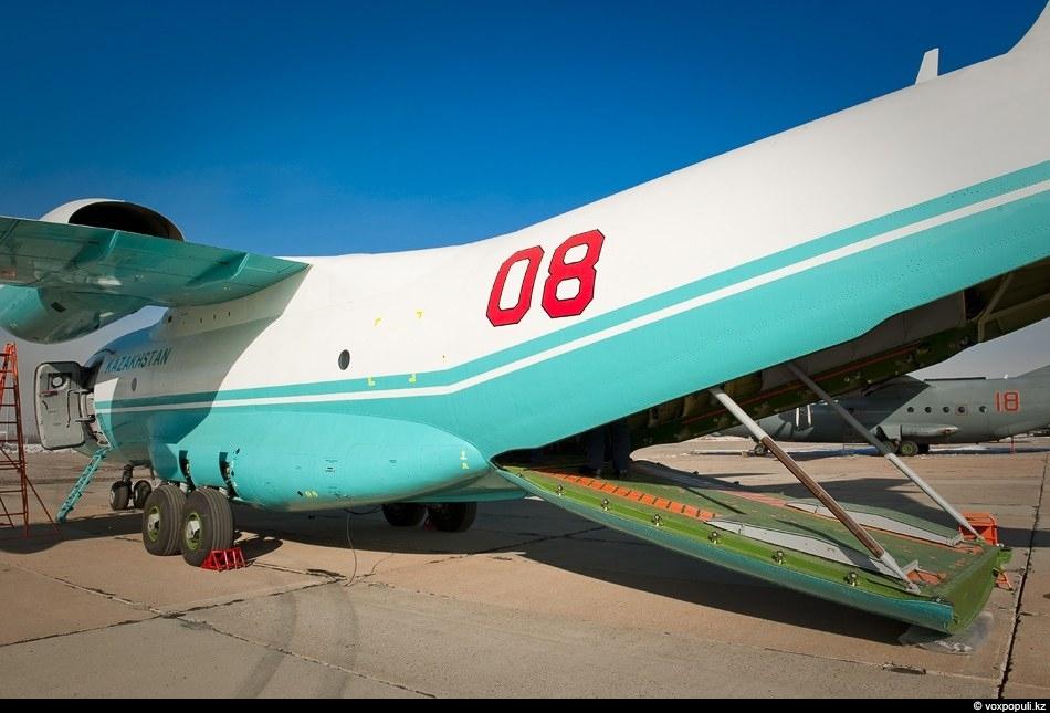 Авиакатастрофа под Шымкентом: фото №0004