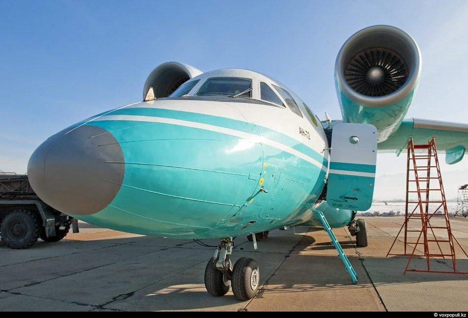 Авиакатастрофа под Шымкентом: фото №0005