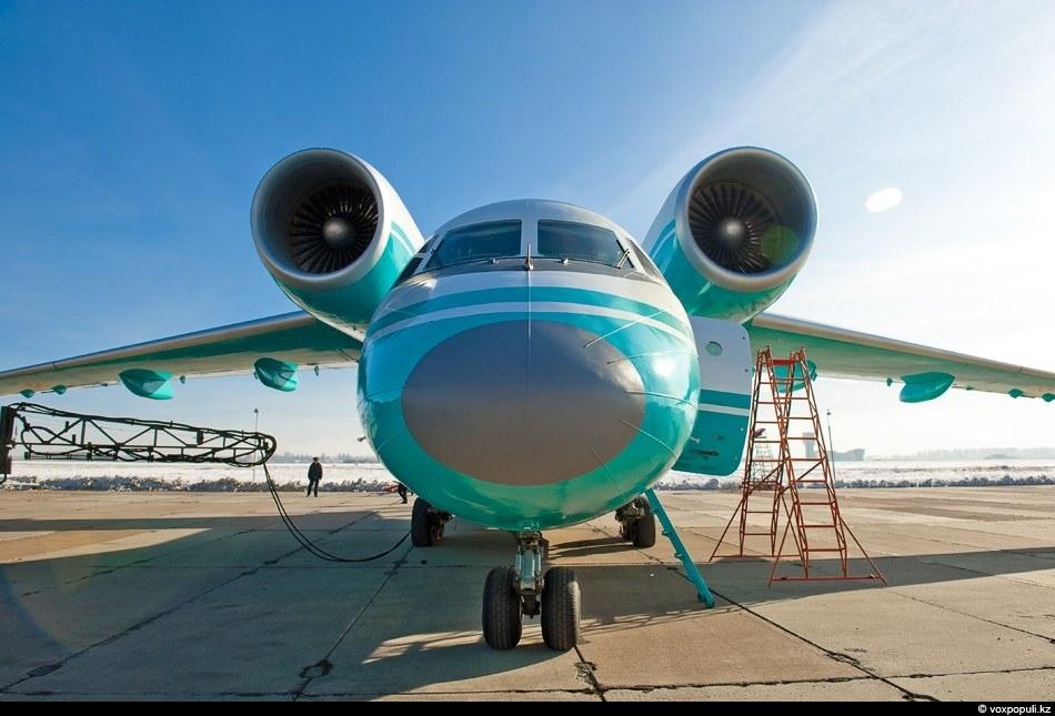 25 ноября с авиаремонтного завода в Таганроге прибыл грузовой Ан-72. Обращаем ваше внимание, что на...