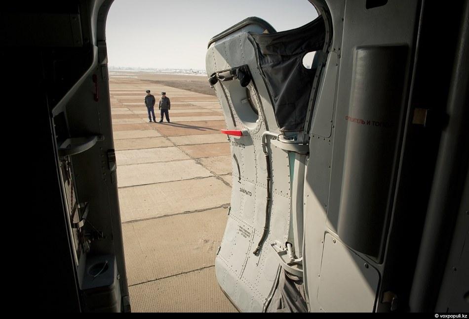 Авиакатастрофа под Шымкентом: фото №0015