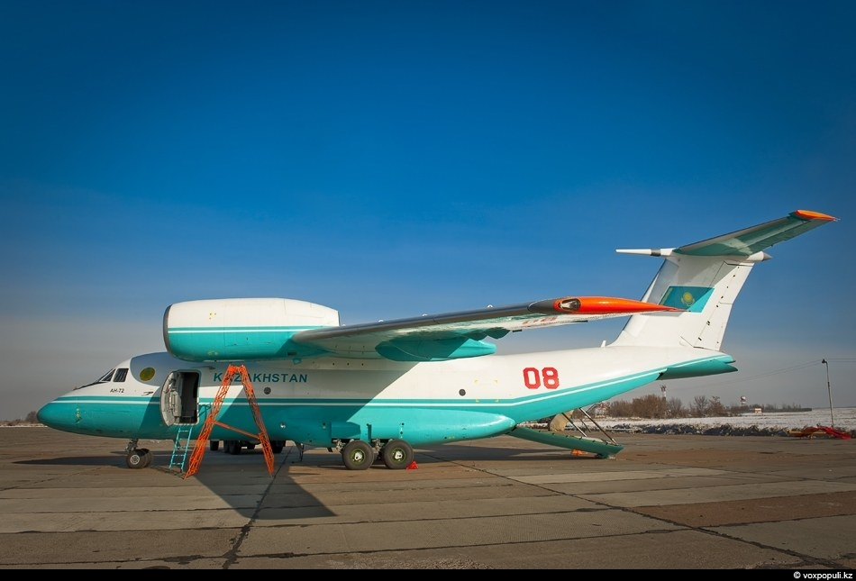 Авиакатастрофа под Шымкентом: фото №0014