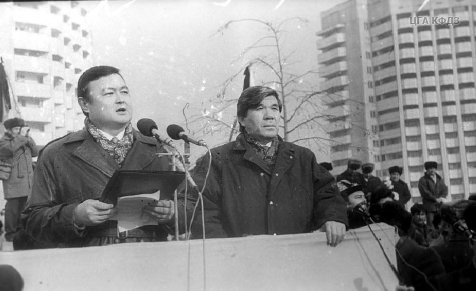 Заманбек Нуркадилов: жизнь без страха