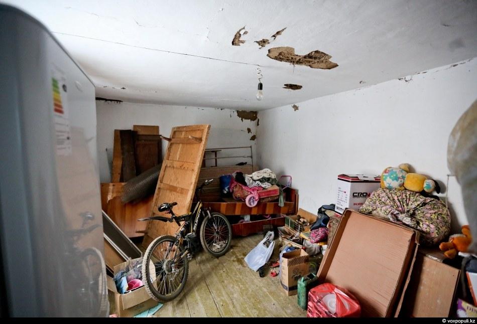 Жанатас: жизнь после урагана