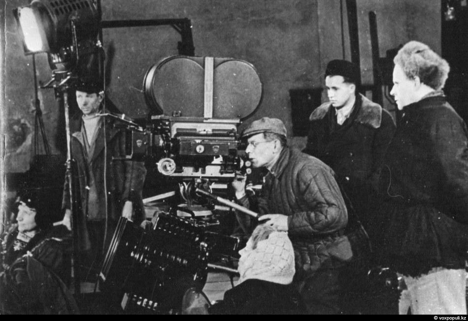 Как Алма-Ата стала городом кино